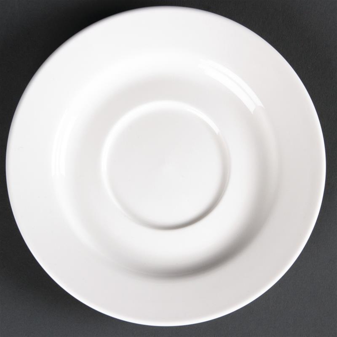 Lumina Fine China Round Saucers 143mm