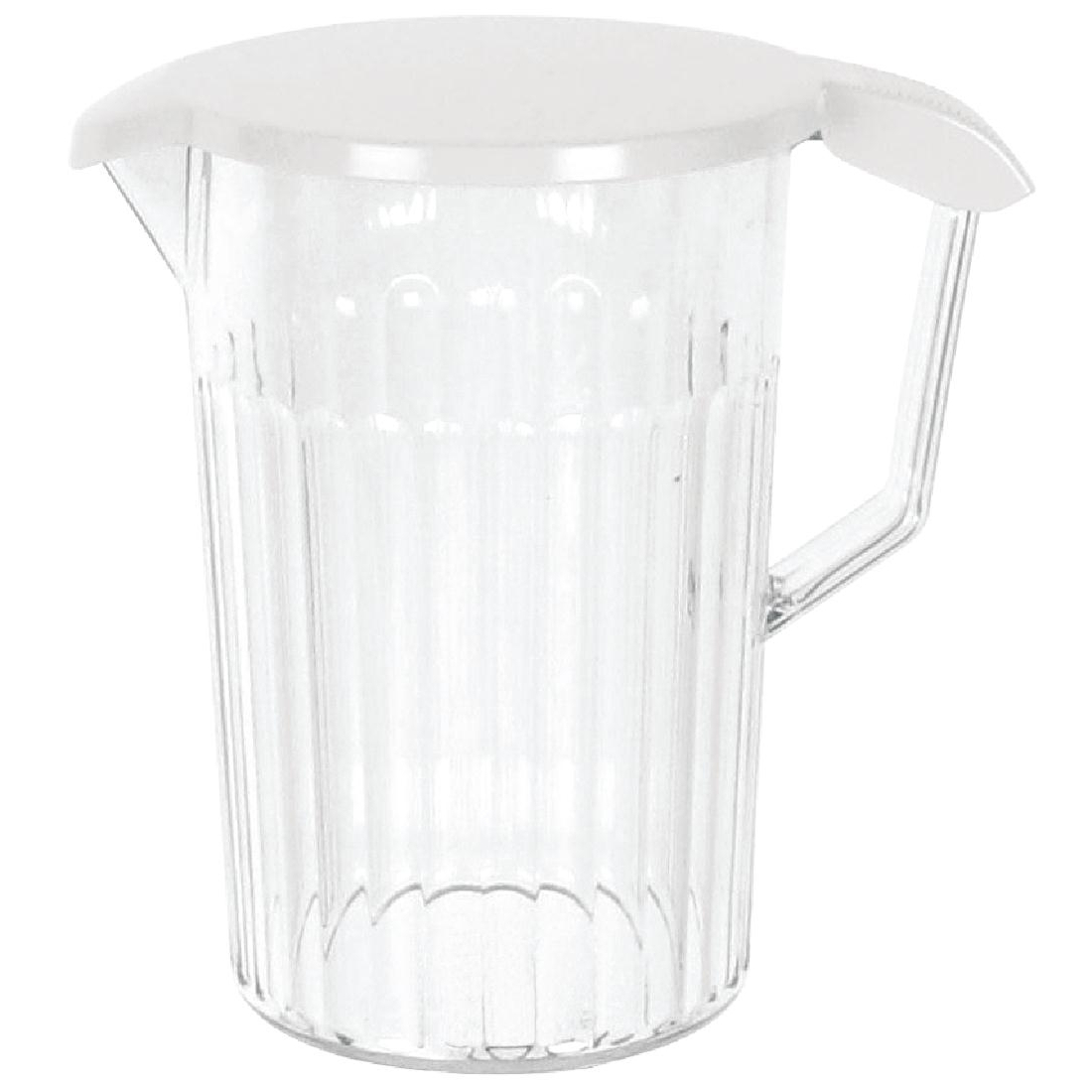 Kristallon Durable Polycarbonate Jug 1.4Ltr