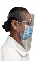 EnviroVisor Plastic Face Shield Pack 10